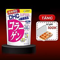 Viên uống Làm Đẹp Da DHC Collagen Nhật Bản + Tặng Kèm Hộp Chia Thuốc thumbnail
