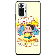 Ốp lưng dành cho Xiaomi Redmi Note 10 - Redmi Note 10 Pro - mẫu Mập Tấp Người Theo Nam thumbnail