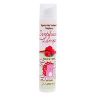 Gel Đánh Răng Vị Dâu Rừng Organic Toothpaste Raspberry Azeta Bio GDR004 (50ml) thumbnail
