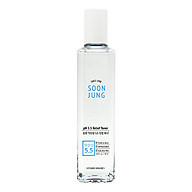 Nước Hoa Hồng Etude house SOONJUNG Ph 5.5 Relief Toner 180ml thumbnail