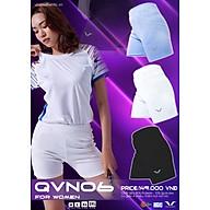 Set thể thao cầu lông nữ - NEWP02 Vina Authentic, Chất Liệu Thun Lạnh Thấm Hút Mồ Hôi , Form ôm thumbnail