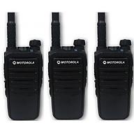 Bộ 3 Bộ đàm Motorola M8 - Hàng chính hãng thumbnail