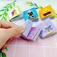 Combo 500 giấy xếp hạc loại nhỏ 4 x 4 nhiều màu đẹp thumbnail