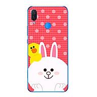 Ốp lưng dẻo cho điện thoại Huawei Y9 2019 - Cony 01 thumbnail