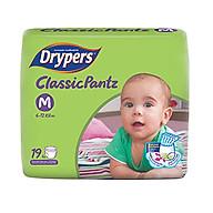 Tã Quần Drypers ClassicPantz M19 (19 Miếng) thumbnail
