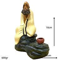 Tượng Phật Thác Khói Trầm Hương thumbnail