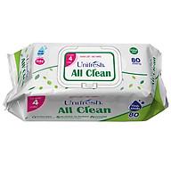 Khăn Ướt Unifresh All Clean 80M (80 Miếng) thumbnail
