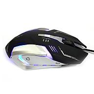 Chuột quang K1 có dây USB LED đổi màu thumbnail