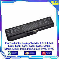 Pin Dành Cho Laptop Toshiba L635 L640 L645 L650 L655 L670 L675 M500 M505 M640 C650 C655 C640 L750 L755 - Hàng Nhập Khẩu thumbnail