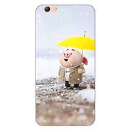 Ốp lưng dẻo cho điện thoại Oppo F3 Plus _0385 Pig 25 - Hàng Chính Hãng thumbnail