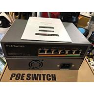Swith mạng POE4 và POE8 , 4 cổng và 8 cổng POE, 2 cổng J45 10 100M chuyên dụng thumbnail