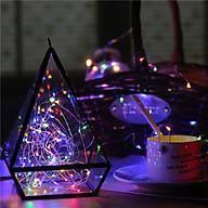 Dây đèn Fairy Light đom đóm chipsbling 2 mét dùng pin CR2032 thumbnail