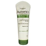 Aveeno Active Naturals Daily Moisturising Fragrance Free Lotion 225mL thumbnail