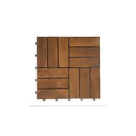 Ván sàn gỗ vỉ nhựa 12 nan thumbnail