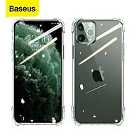 Ốp lưng silicon mềm trong suốt Baseus cho iPhone 11 và iPhone 11 Pro Max - Hàng Chính Hãng thumbnail
