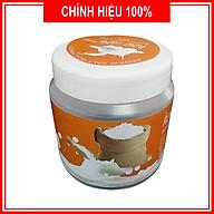 Muối tắm trắng da collagen - Làm sạch tế bào chết - Sạch mụn lưng - Viêm nang lông - Howcare Thái Lan Chiết xuất từ Sữa tươi 700g thumbnail
