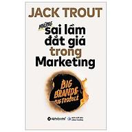 Sách - Những sai lầm đắt giá trong marketing thumbnail