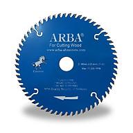 Combo 3 Lưỡi cưa gỗ ARBA D180x25.4x60T thumbnail