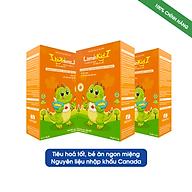 [Combo 3] Cốm Laminkid I - Tiêu hoá tốt, trẻ ăn ngon, giúp tăng sức đề kháng và tăng cân tự nhiên thumbnail