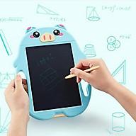 Bảng viết, bảng vẽ điện tử thông minh màn hình 8.5inch hoạt hình cho bé yêu thumbnail
