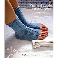 Knitted Socks East and West thumbnail