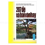 207 Đề Và Bài Văn Hay Lớp 9 thumbnail