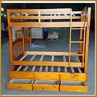 Giường Tầng GT079 (3 TẦNG) OAK thumbnail