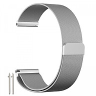 Dây đồng hồ 20mm lưới thép cho đồng hồ Samsung Galaxy Watch Active 2, Active, Galaxy Watch 42mm thumbnail