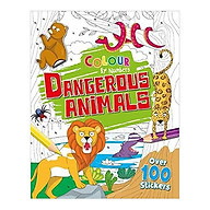 Colour By Numbers Dangerous Animals thumbnail