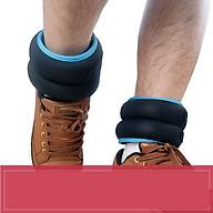 Tạ đeo chân tay chạy bộ tập gym , tập thể hình chuyên nghiệp ( 1 đôi ) thumbnail