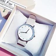 Đồng hồ đeo tay nam nữ unisex dây dù thời trang thanh lịch DH.42 thumbnail