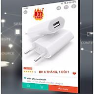 Củ sạc Cốc Sạc Dẹt Zin Cho Iphone Có 2 Cục Tản Nhiệt Bảo Hành 12 Tháng Toàn Quốc thumbnail