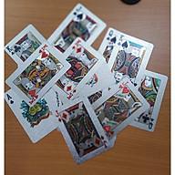 Bộ Bài Tây Poker 100 Đô Màu Bạc (Kèm Miếng Dán Mèo Thần Tài) thumbnail