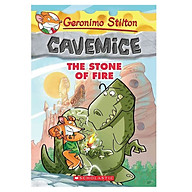 Geronimo Stilton Cavemice 01 The Stone Of Fire thumbnail