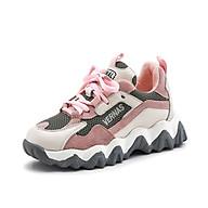 Giày thể thao trẻ em nam nữ 2021 phong cách Nhật bản thoáng khí ôm chân Mã 2023 thumbnail