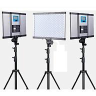 Bộ 3 đèn led bảng Studio 288w ZD-100E Yidoblo hàng chính hãng. thumbnail