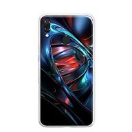 Ốp lưng dành cho điện thoại Vsmart Joy 1 Plus - 0234 DARKFLUID03 - Silicone dẻo - Hàng Chính Hãng thumbnail