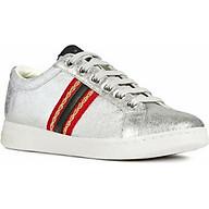 Giày Sneakers Nữ Geox D Jaysen A - Bạc thumbnail