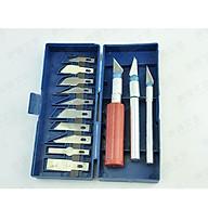Bộ dao khắc cầm tay đa năng 13in1- Hàng Nhập Khẩu thumbnail
