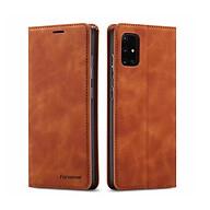 Bao da chính hãng Forwenw dành cho Samsung Galaxy A52, A72 dạng ví cao cấp - Hàng chính hãng thumbnail