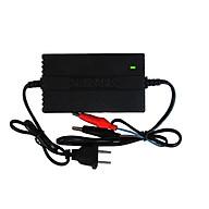 máy sạc bình ắc quy 12v 2a từ 4-20ah sạc bình ắc quy xe máy sạc bình ắc quy 12V(Đen) thumbnail