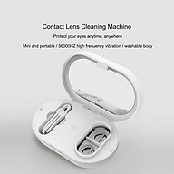 EraClean Contact Lens Ultrasonic Cleaning Machine Portable Cleaning Box 56000Hz High Frequency Vibration Rechargeable thumbnail