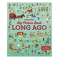 Usborne Big Picture Book of Long Ago thumbnail