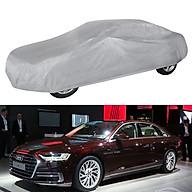 Bạt Phủ Xe Ô TÔ Audi A8 Cao Cấp Chắn Nắng Mưa Hiệu Quả Vài Dù Siêu Bền thumbnail