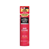 Mousse tạo kiểu tóc Double Rich 150ml thumbnail