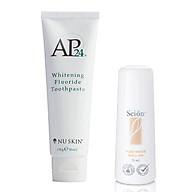 Combo Lăn Khử Mùi Scion Nuskin + Kem Đánh Răng Ap24 Whitening Fluoride Toothpaste thumbnail