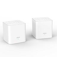 Bộ 3 Cái Phát Wifi Dạng Lưới Mesh Tenda Nova MW3 AC1200 - Hàng Chính Hãng thumbnail