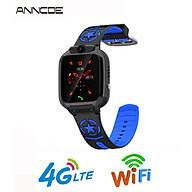 Đồng hồ thông minh trẻ em ANNCOE AS60 Plus Pin khỏe 730 mAh định vị wifi- Hàng Chính Hãng thumbnail