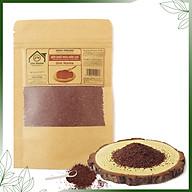 Bột Hạt Ngũ Hoa hữu cơ UMIHOME (35g) nguyên chất, mặt nạ bột đắp mặt dưỡng trắng da ngăn ngừa mụn thâm nám hiệu quả tại nhà thumbnail