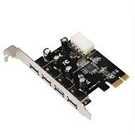 Card Mở Rộng 4 Cổng USB 3.0 Từ Khe PCI-E thumbnail